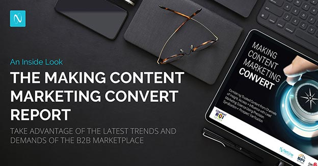 An Inside Look: The Making Content Marketing Convert Report
